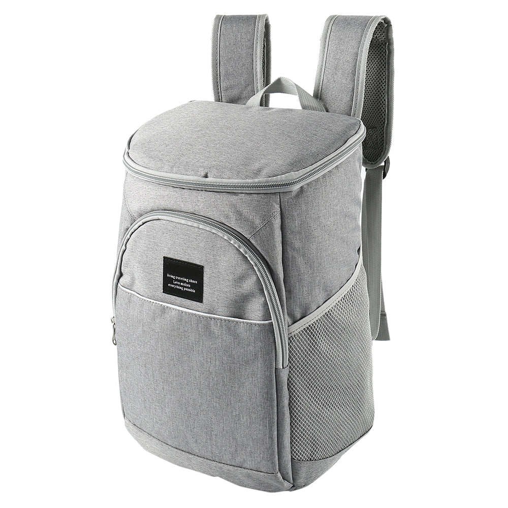 Thick oxford thermal bag cooling backpack