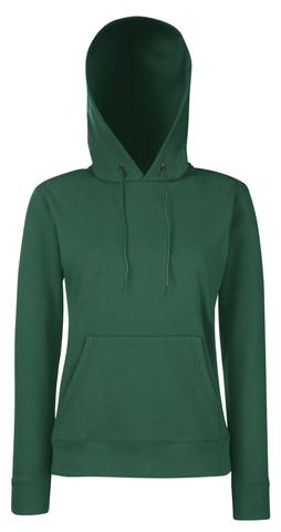 LADY-FIT HOODED