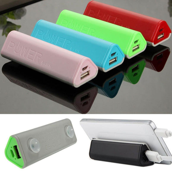 USB Portable External Backup Battery Charger
