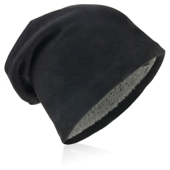 Beanie hat for winter plain
