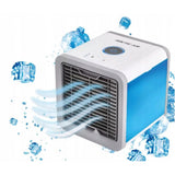 Water air conditioner portable usb fan