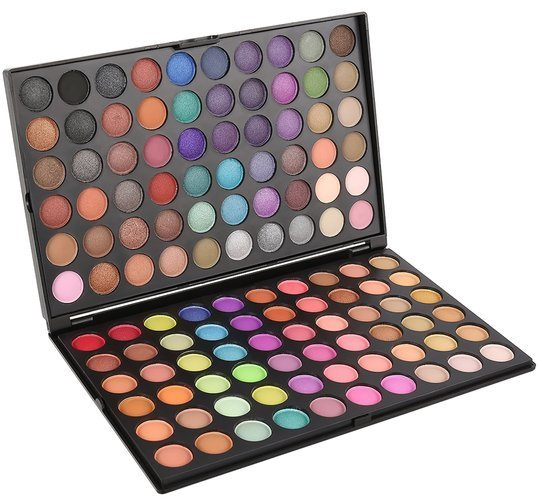 Eye Shadow Palette of 120 Colors