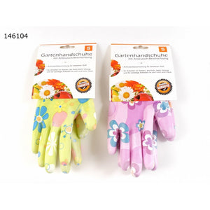 Women Gardening Glove Flowers
