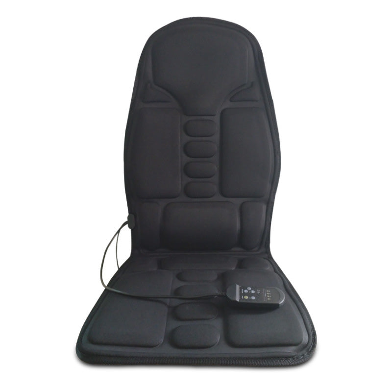 Practical Car Chair Body Massage Heat Mat Seat Cove
