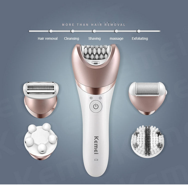 Rechargeable Women Lady's Shaver