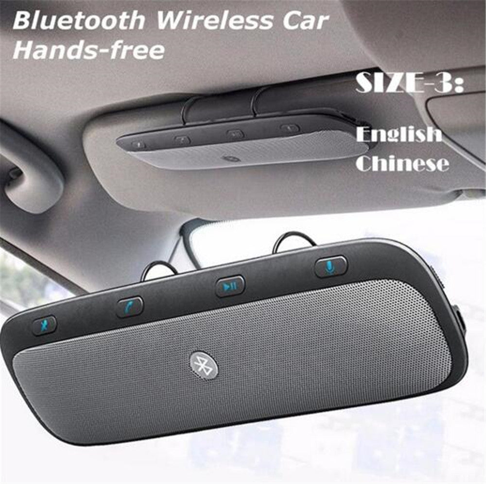 XIAOMI TZ900 Sun visor Multipoint Wireless Bluetooth Handsfree