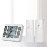 Weather Station+ Wireless Transmitter with C/F Max Min Value Display
