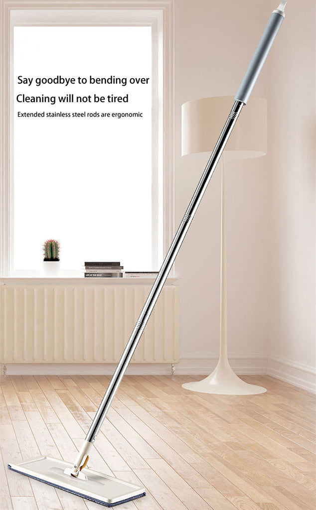 Magic Cleaning Mops Free Hand Mop with Bucket