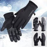 Waterproof Winter Warm Gloves Windproof Outdoor Gloves