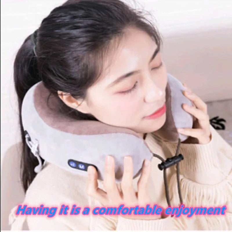 Home Travel U-shaped Office Cervical Relaxing Multi-function