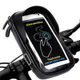 Waterproof Bike Bicycle Mobile Phone Holder Stand