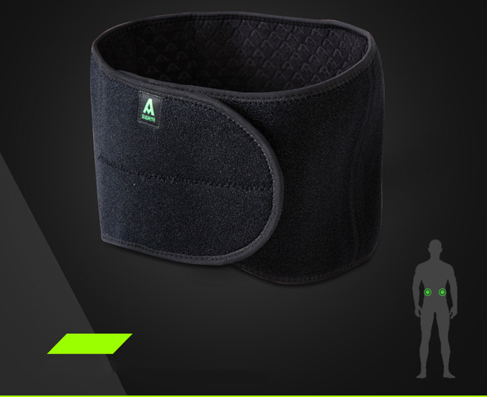 Waist Support adjustable tactical belt sport belt fitness sweat belt