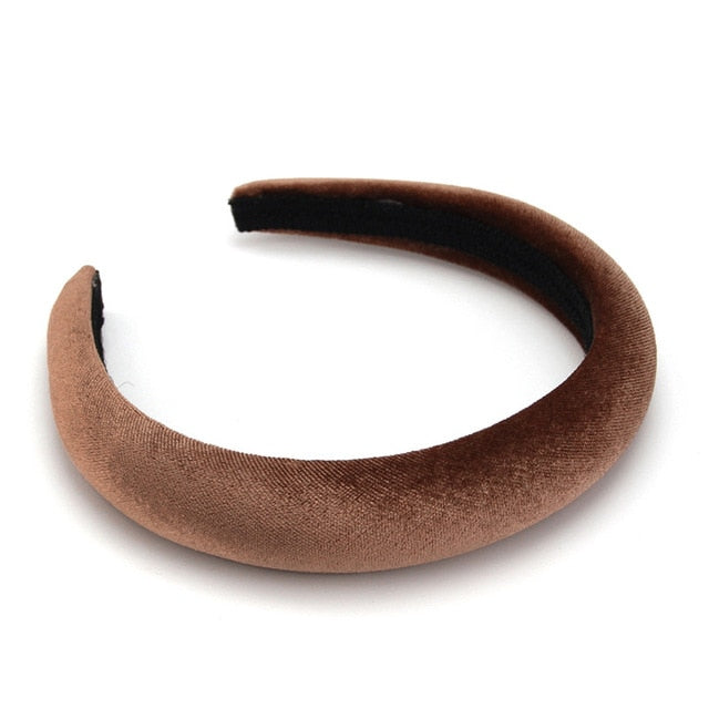 Women Velvet Headbands Hair Accessories