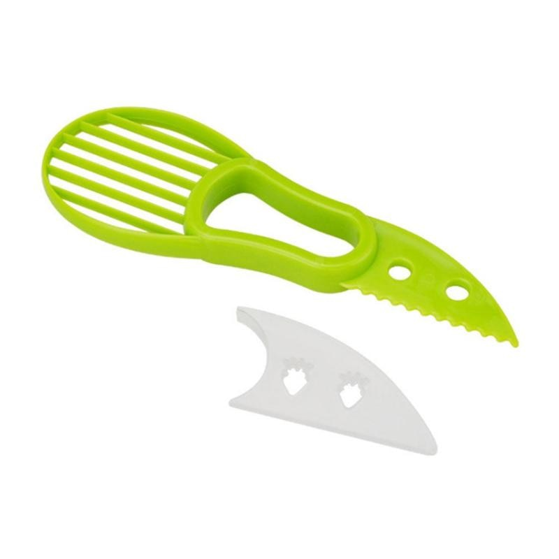 3-in-1 Avocado Slicer Fruit Peeler Cutter