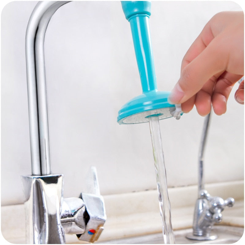 Shower Water Tap Rotating Spray Adjustable Faucet