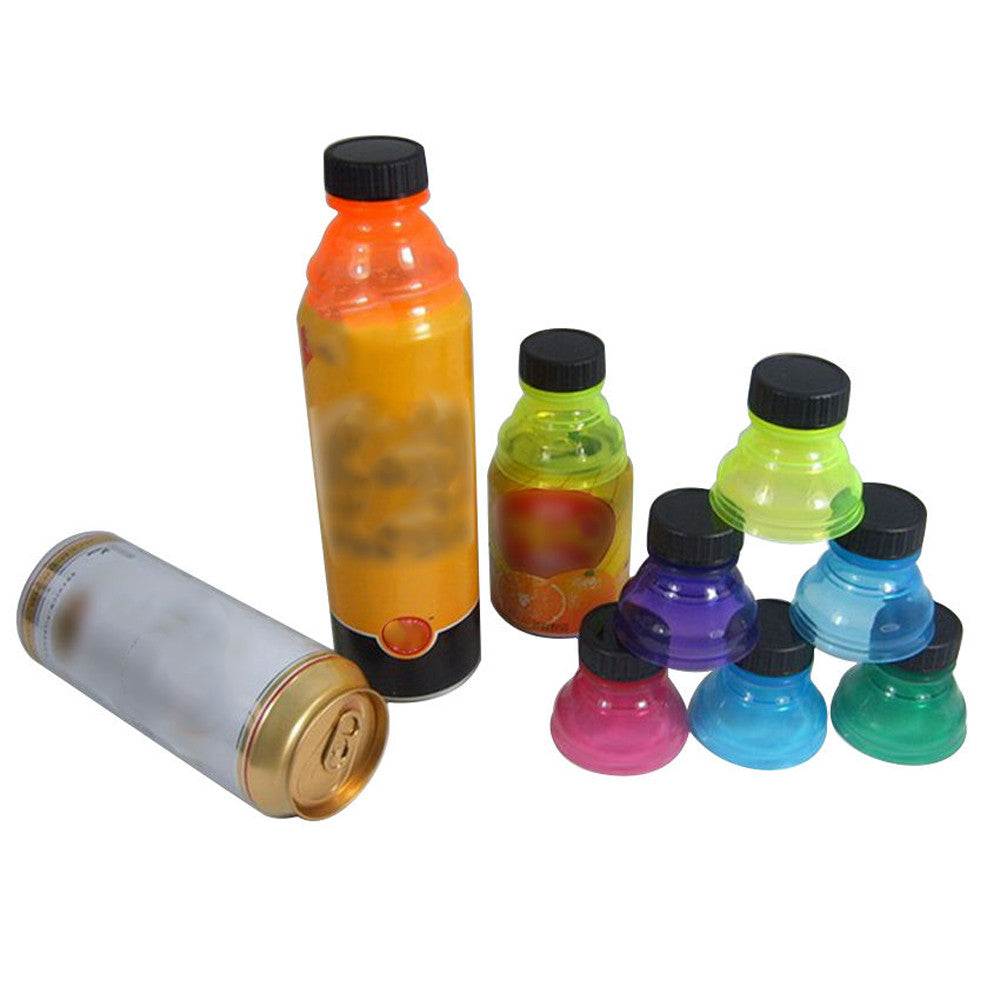 Bottle Tops Cover Soda Saver Pop Beer Beverage Can Cap