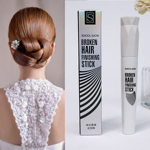 Hair Finishing Cream Small Broken Hair Shaping Gel