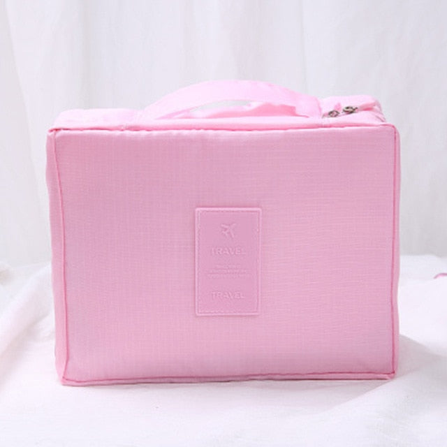 Women Waterproof Cosmetic MakeUp Bag