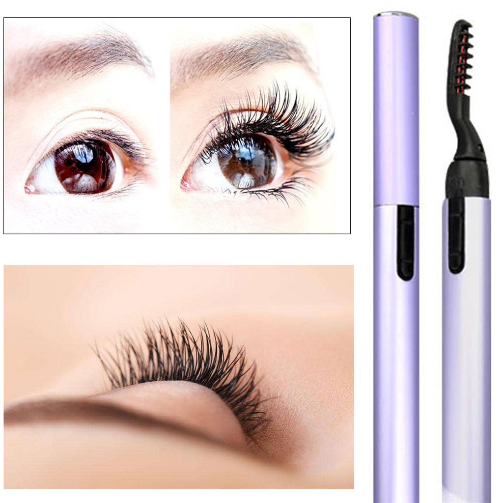 Mini  Electric  Heated Eye Lashes Perm Eyelash