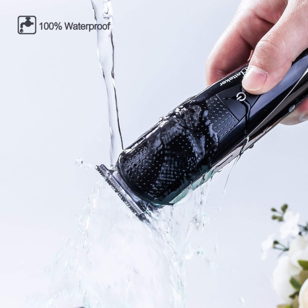 5in1 waterproof hair trimmer professional hair clipper