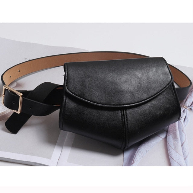 Waist Belt Bag Mini Disco
