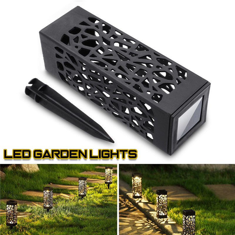 Torch Light for Outdoor Patio Yard Waterproof