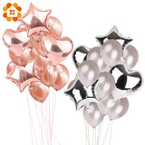 Multi Air Balloons Happy Birthday Party Helium