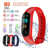 M3 Smart Wristband Color Screen USB Charging