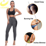 Women Waist Trainer Hot Sauna Sweat Pant Neoprene