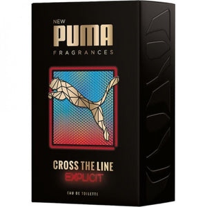 Parfum Puma EDT 50ml Cross the Line Explicit