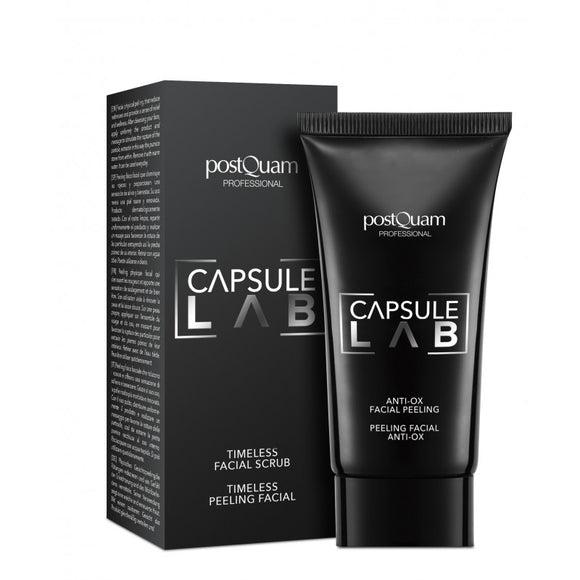 Capsule-lab timeless facial scrube (75ml)