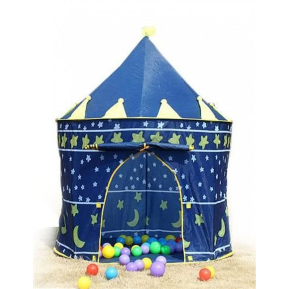 Tent for children – castle