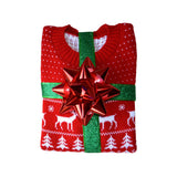 Christmas Sweater Male and Women Red