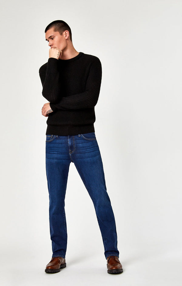 MARCUS SLIM STRAIGHT LEG IN DARK SKY WILLIAMSBURG - Mavi Jeans