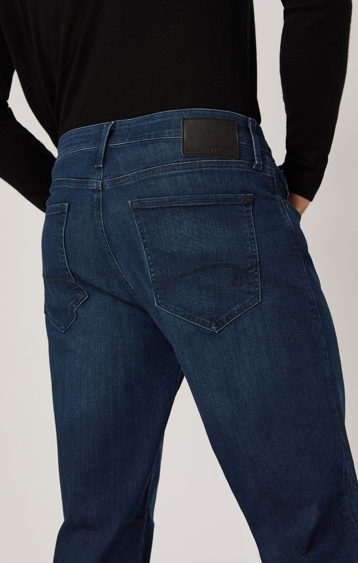 MAX WIDE LEG IN DARK SHADED WILLAMSBURG - Mavi Jeans