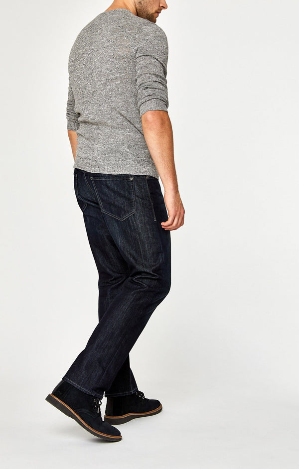 MATT RELAXED STRAIGHT LEG IN DEEP STANFORD - Mavi Jeans