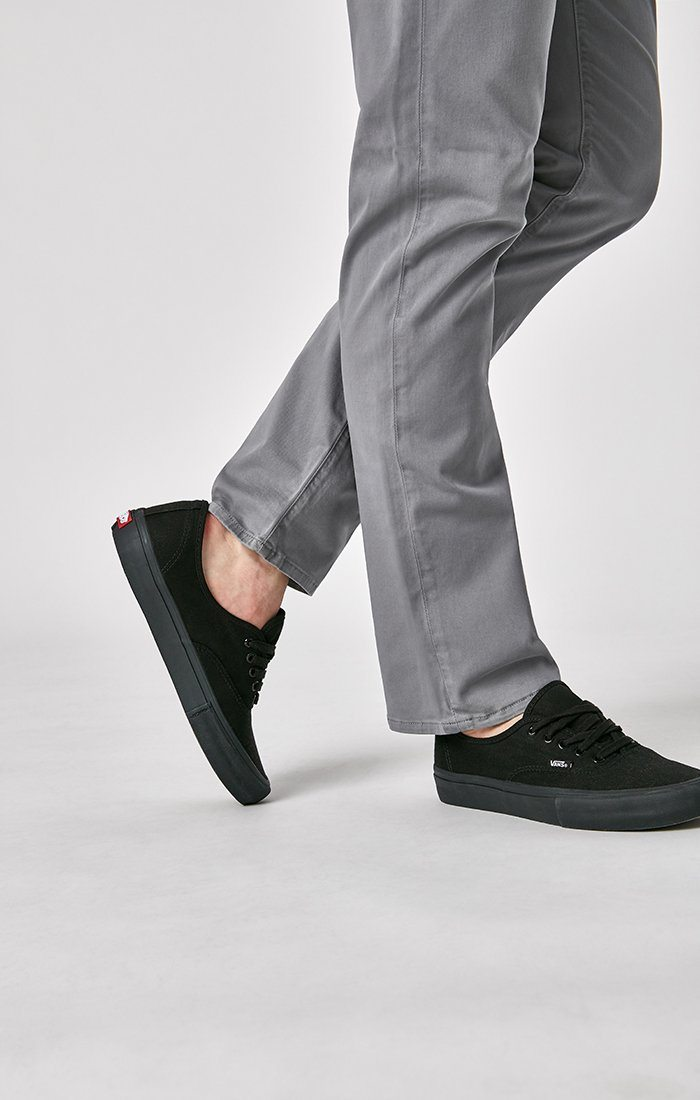 MATT RELAXED STRAIGHT LEG IN SHARK SKIN TWILL Image 6