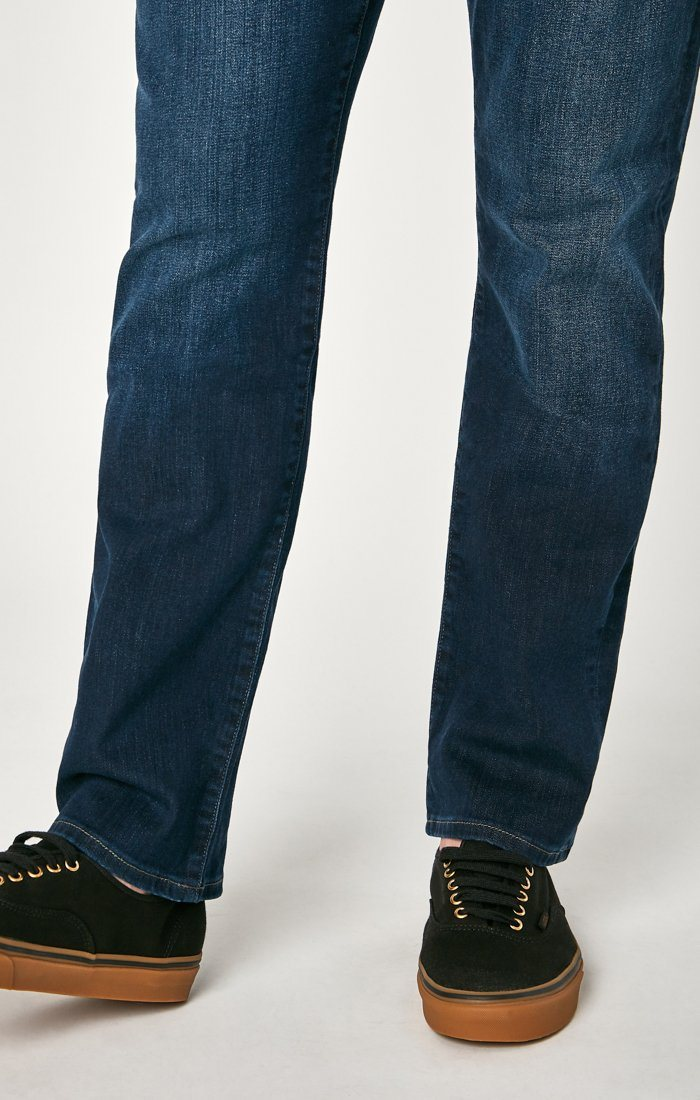 MATT RELAXED STRAIGHT LEG IN DEEP CLEAN COMFORT - Mavi Jeans
