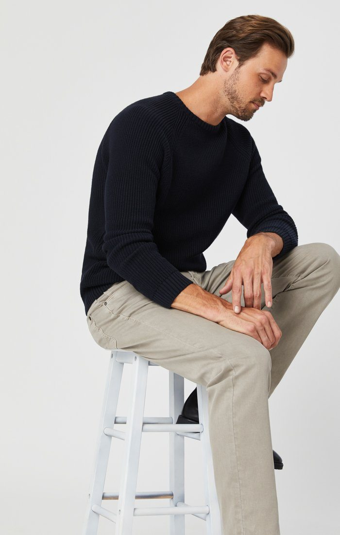 MATT RELAXED STRAIGHT LEG IN STONE WASHED COMFORT Image 7