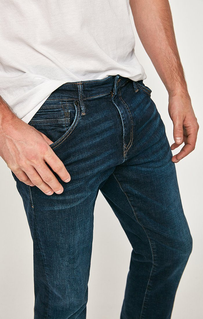 MATT RELAXED STRAIGHT LEG IN INK CASHMERE - Mavi Jeans