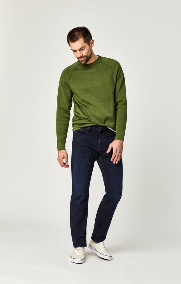 MATT RELAXED STRAIGHT LEG IN DEEP INDIGO WILLAMSBURG - Mavi Jeans