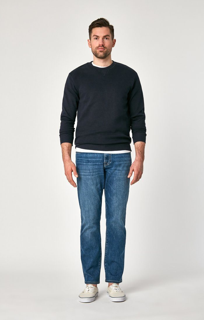 MATT RELAXED STRAIGHT LEG IN DARK INDIGO WILLIAMSBURG Image 2