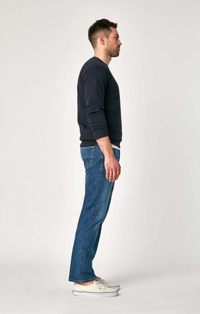 MATT RELAXED STRAIGHT LEG IN DARK INDIGO WILLIAMSBURG Image 3