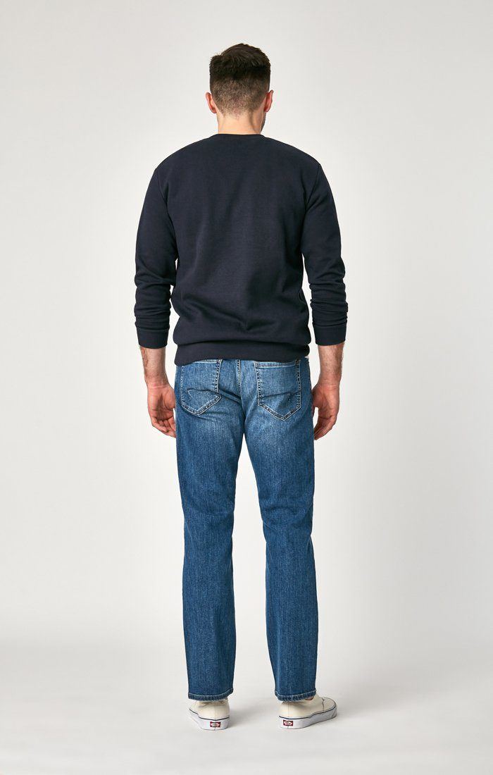 MATT RELAXED STRAIGHT LEG IN DARK INDIGO WILLIAMSBURG Image 4