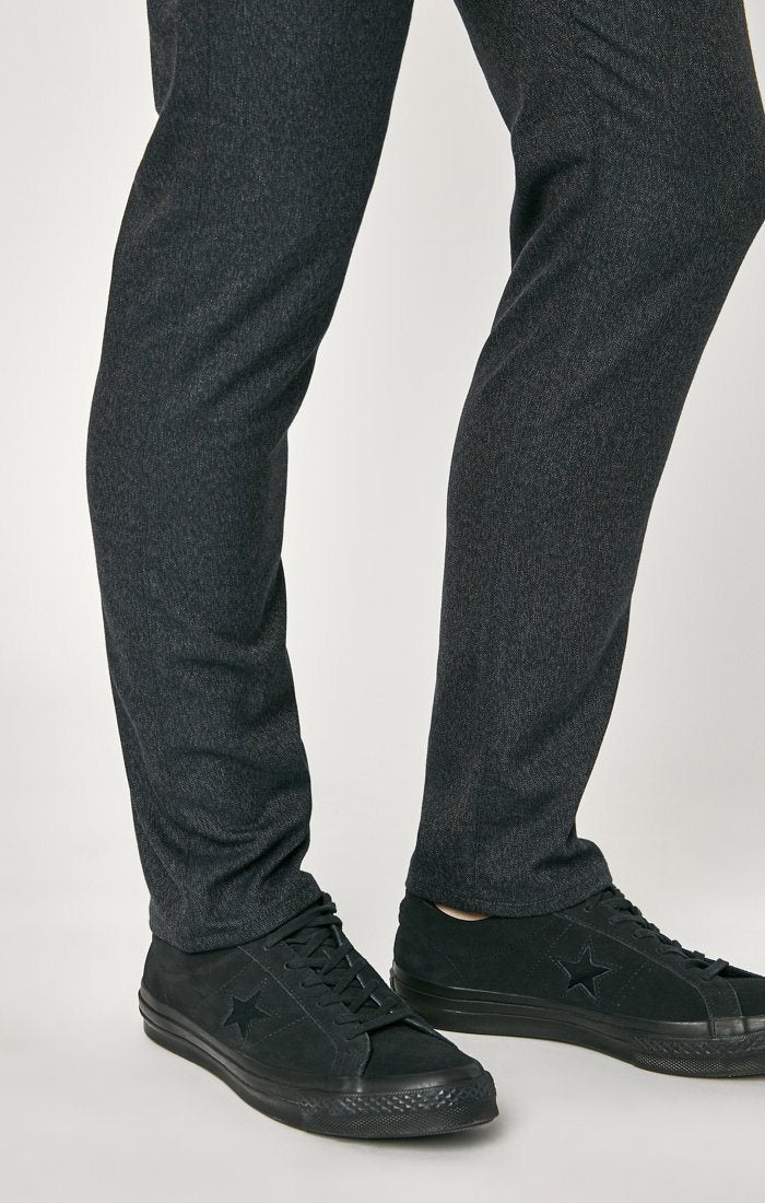 MATT RELAXED STRAIGHT LEG IN SMOKE FEATHER TWEED - Mavi Jeans