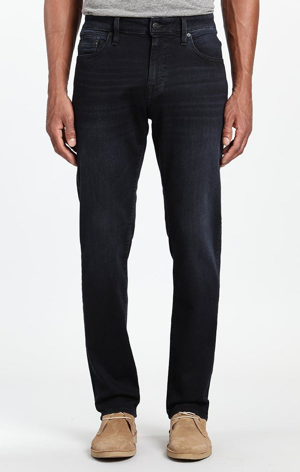 MARCUS SLIM STRAIGHT LEG IN DEEP INK WILLIAMSBURG - Mavi Jeans