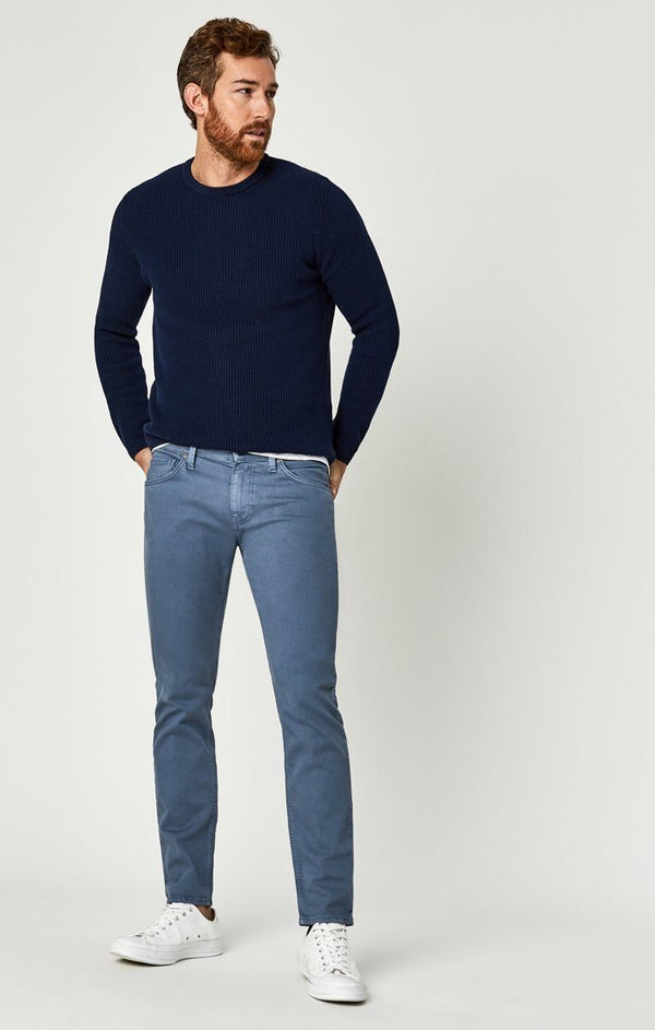 MARCUS SLIM STRAIGHT LEG IN CHINA BLUE COMFORT - Mavi Jeans
