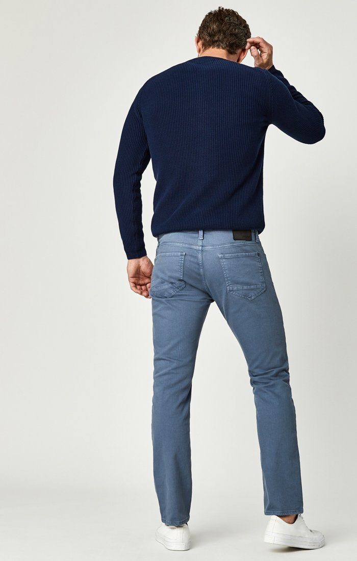 MARCUS SLIM STRAIGHT LEG IN CHINA BLUE COMFORT Image 3