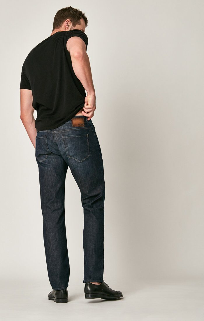 MARCUS SLIM STRAIGHT LEG IN RINSE AUTHENTIC VINTAGE - Mavi Jeans