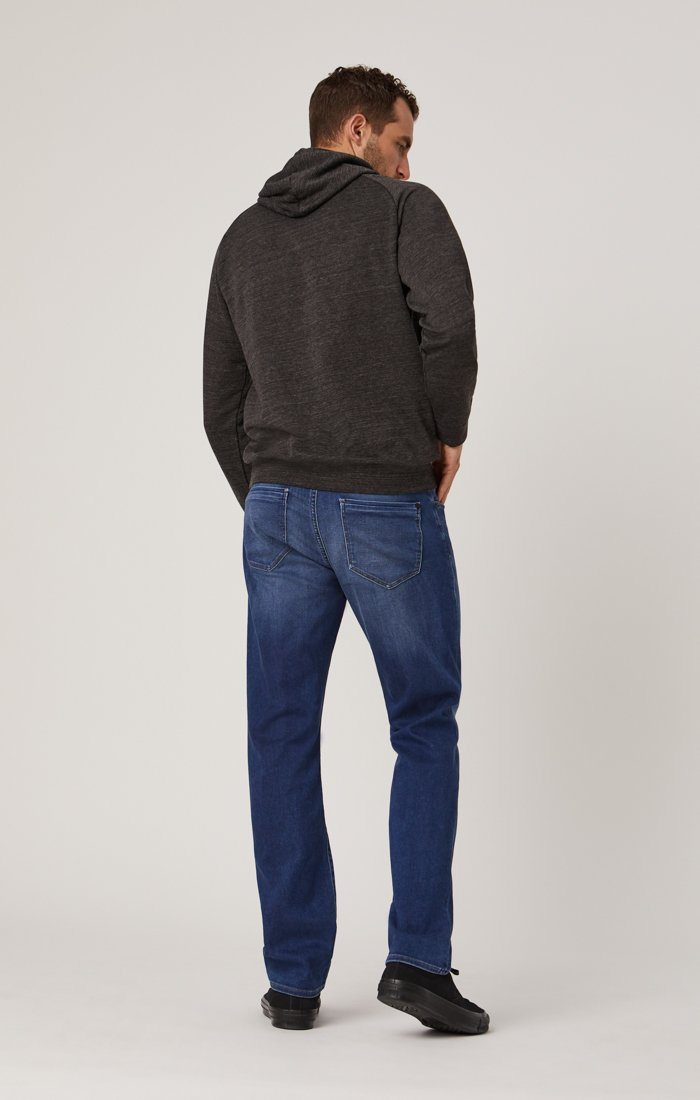 MARCUS SLIM STRAIGHT LEG IN SHADED ATHLETIC - Mavi Jeans